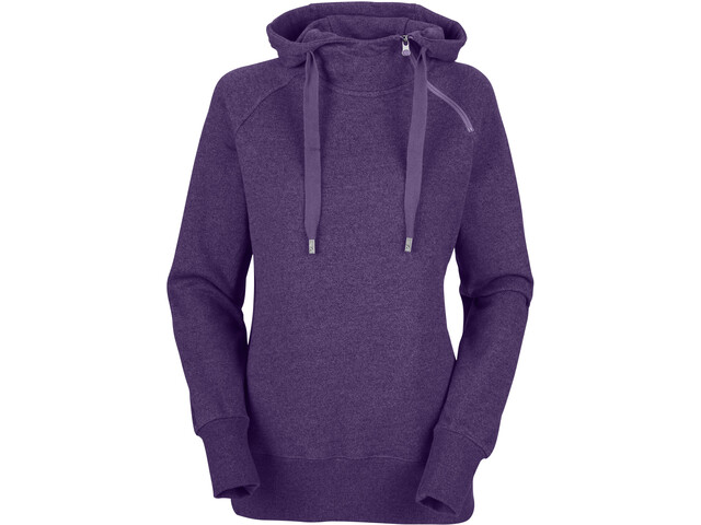 The North Face Women's Paradize Hoodie Pullover, mulberry purple